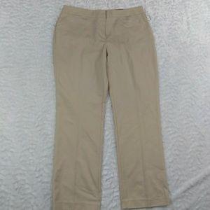 🌹Curvy Straight Leg Dress Pants Sz 12P NWT